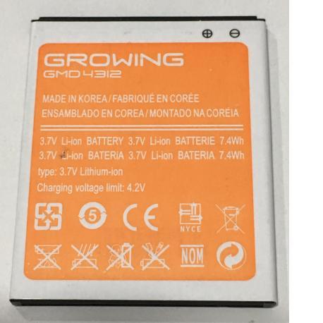 BATERIA GMD4312 ORIGINAL PARA GROWING SNAKE DE 1300MAH - RECUPERADO