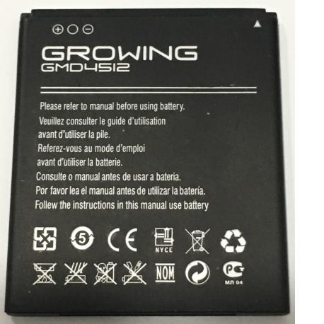 BATERIA GMD4512 ORIGINAL PARA GROWING SCORPION DE 1500MAH - RECUPERADA