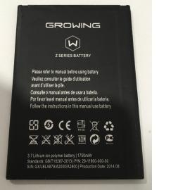 BATERIA ORIGINAL PARA GROWING Z4+ DE 1750MAH - RECUPERADA