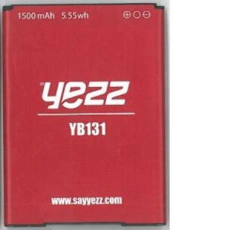 BATERIA YB131 ORIGINAL PARA YEZZ ANDY A4.5M DE 1500MAH - RECUPERADA