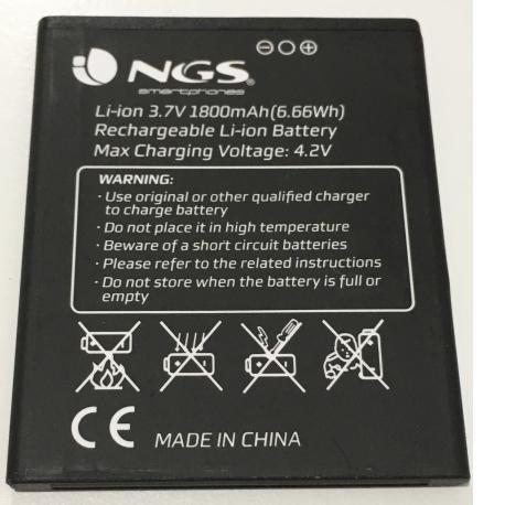 Bateria Original para NGS Odysea 470HD de 1800mAh