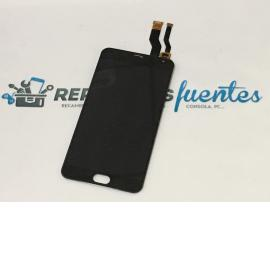 PANTALLA LCD DISPLAY + TACTIL PARA MEIZU METAL - NEGRA