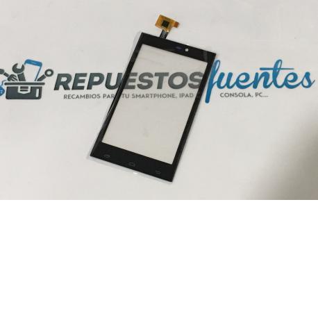 PANTALLA TACTIL PARA BOGO LF SL4 / GIGABYTE GSMART ROMA R2 - NEGRA