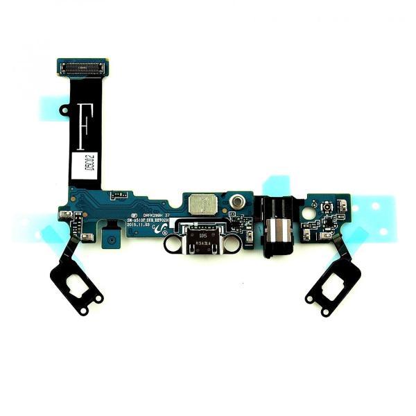 FLEX CONECTOR DE CARGA MICRO USB Y MICROFONO PARA SAMSUNG GALAXY A5 SM-A510 - VERSIÓN 2016
