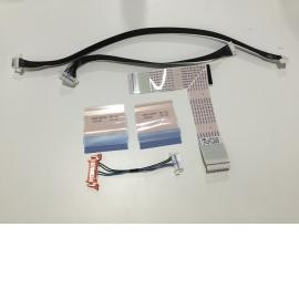 SET DE CABLES Y FLEX TV SAMSUNG UE40JU6400K