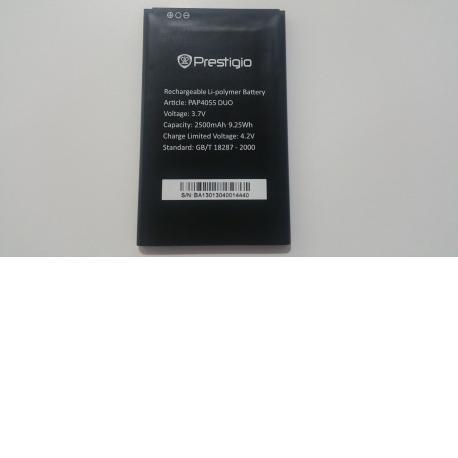 BATERIA ORIGINAL PARA PRESTIGIO MULTIPHONE 4055DUO DE 2500MAH