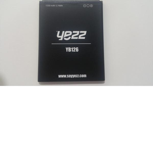 BATERIA ORIGNAL YEZZ ANDY A5QP 1550 MAH