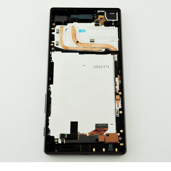 PANTALLA TACTIL + LCD DISPLAY ORIGINAL PARA SONY Z5 DUAL E6683 - NEGRA