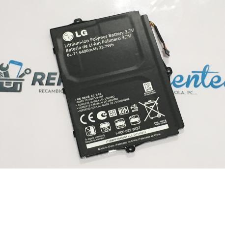 Bateria BL-T1 Original para Tablet LG Optimus Pad V900