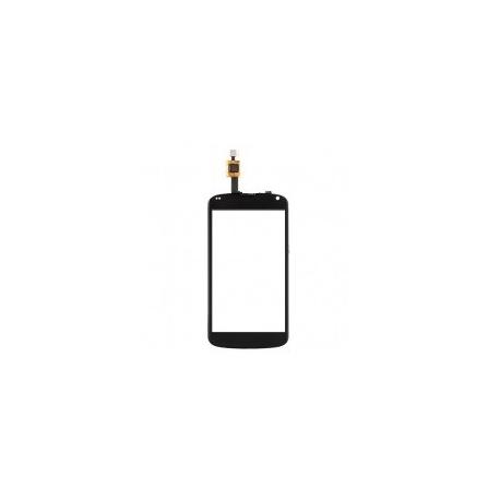 Pantalla tactil cristal LG Nexus 4 E960 negro