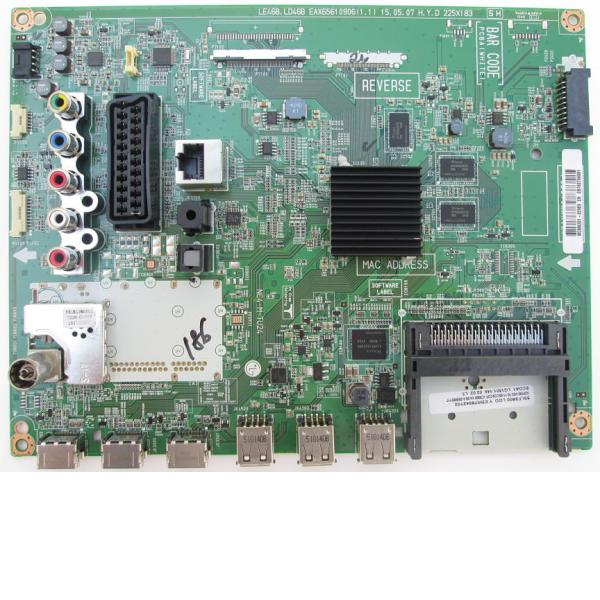 PLACA BASE MAINBOARD TV LG 32LF5800-ZA BEUFLJP MODELO EAX65610906(1.1)