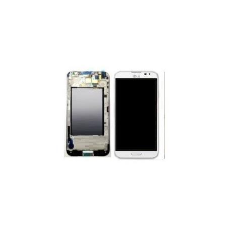 Pantalla lcd + tactil LG E986 Optimus G Pro blanca