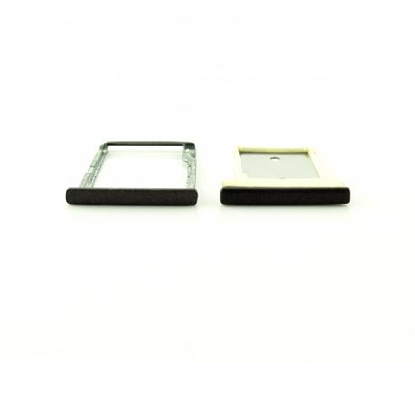 BANDEJAS DE TARJETA SIM Y MICROSD PARA HTC ONE M9 - GRIS