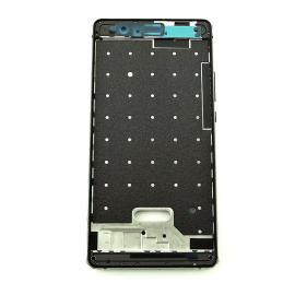 CARCASA FRONTAL DE LCD PARA HUAWEI P9 LITE - NEGRA