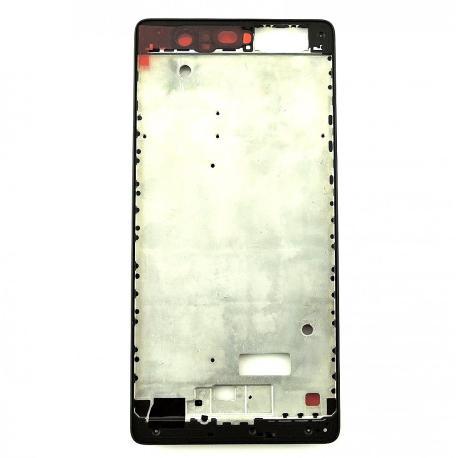 CARCASA FRONTAL DE LCD PARA HUAWEI P9 - NEGRA