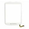 Pantalla tactil Alcatel OT-710 OT710 blanca