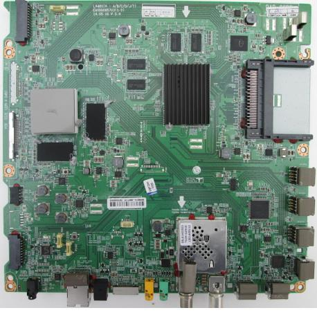 PLACA BASE MOTHERBOARD TV LG 55UB830V - ZG EAX66085703(1.0)