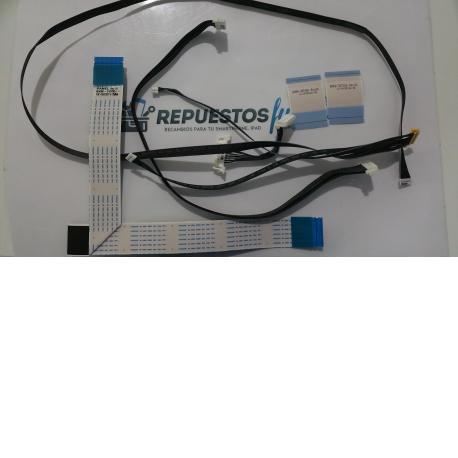 KIT DE CABLES Y FLEX SAMSUNG UE55H6200AW