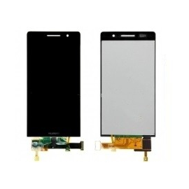 Pantalla LCD Display + Tactil para Huawei Ascend P6 - Negro