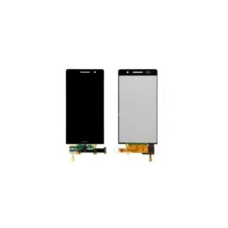 pantalla lcd + tactil Huawei Ascend P6 blanco