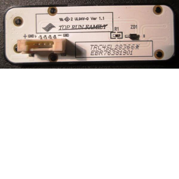MODULO ILUMINACION TV LG 42LA660S-ZA EBR76381901