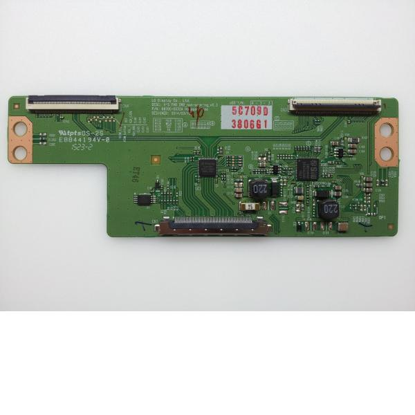 PLACA TCON LVDS TV LG 43LF5400 - ZB 6870C-0532A