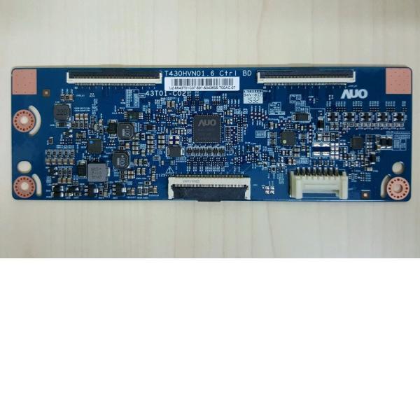 LVDS/TCON PARA TV SAMSUNG UE43J5500AWXXH T43HVN01.6