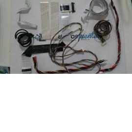 KIT DE CABLES Y FLEX DE CONEXION TV PHILIPS 55PUS7100/12