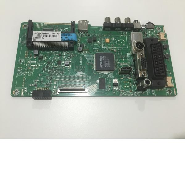 PLACA BASE MAIN BOARD TV KUNFT 395VDLM14 VESTEL 17MB82S (1 HDMI)