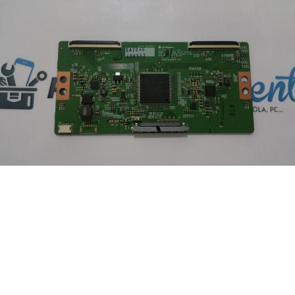 LVDS PARA TV PHILIPS 55PUS7100/12 15 UHD TM120 VER0.9