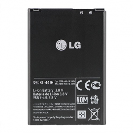 Bateria Original para LG Optimus L7 P700 P750 y LG L5 II E460 / BL-44JH / 1700mAh (Desmontaje)