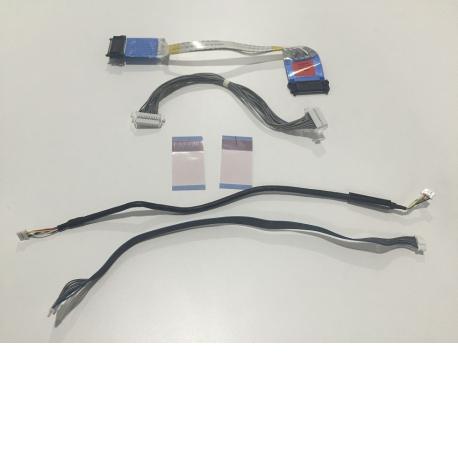 Juego de Cables Tv LG 42LB5800, LG 42LF5800-ZA