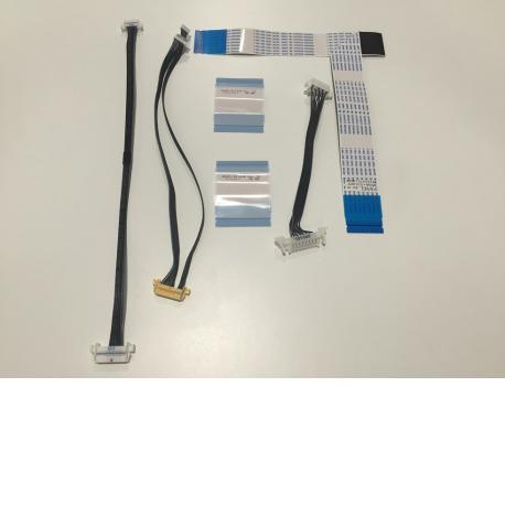 Juego de Cables para Tv Samsung UE40H5500AW
