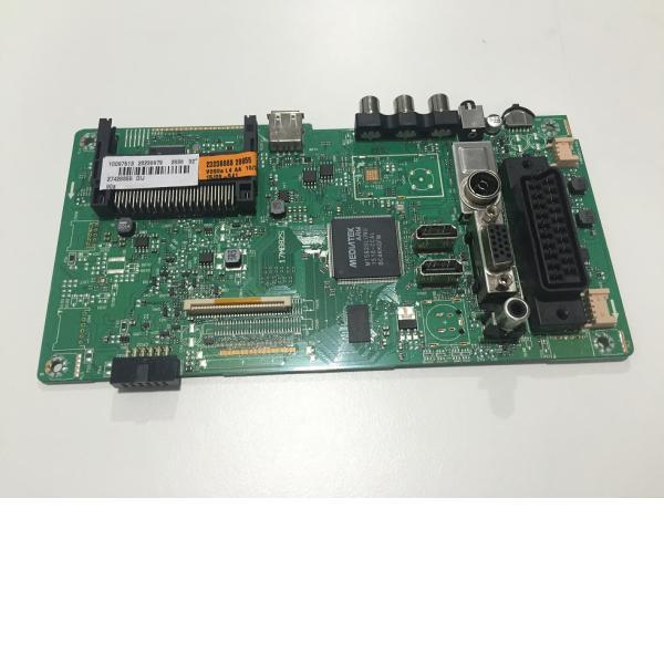 PLACA BASE MAIN BOARD TV KUNFT 395VDLM14 VESTEL 17MB82S (2 HDMI)