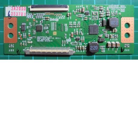 PLACA LVDS TCON BOARD TV KUNFT 395VDLM15 6870C-0442B