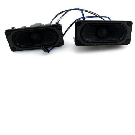 Set de Altavoces para LG 43LF510V-ZA, LG 49LF540V-ZB EAB64048401 5D202