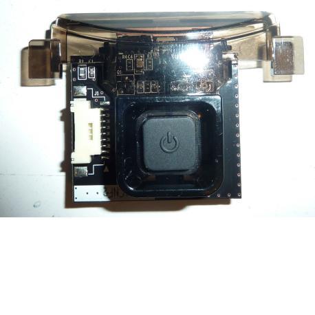 Boton Encendido y Remoto IR para LG 43LF510V-ZA EBR80772102