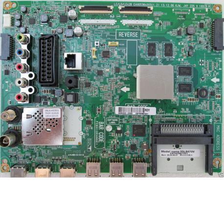 PLACA BASE MAIN BOARD LG 42LB671V-ZB EAX65384003(1.2)