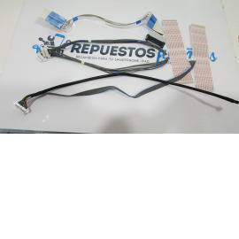 KIT DE CABLES + FLEX PARA LG 55LF630V-ZA