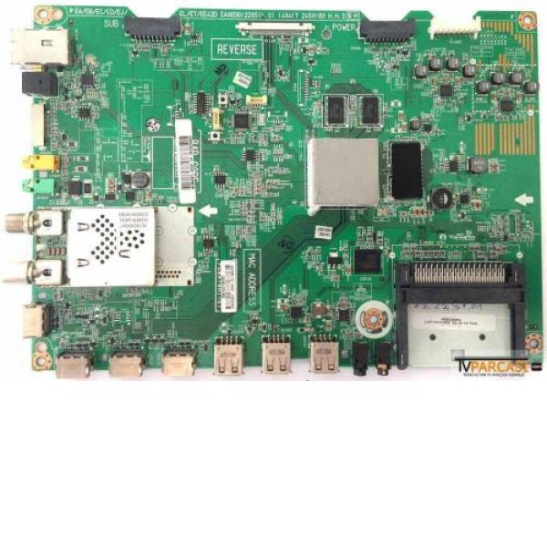 PLACA BASE TV LG 55C930V-ZA EAX65612205