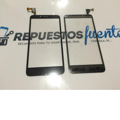 PANTALLA TACTIL ALCATEL ONE TOUCH FIERCE XL POP 3 5.5 OT5054 5054D - NEGRA