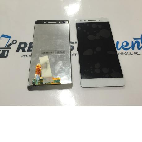 Repuesto Pantalla Tactil + LCD para Huawei Honor 7 - blanca