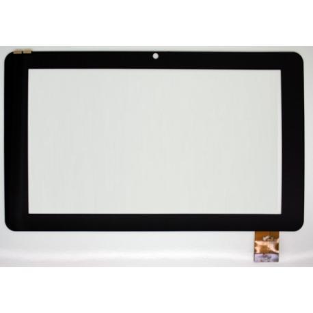 Pantalla Tactil Universal para Tablet Ingo INU007D / Hello Kitty - Negra