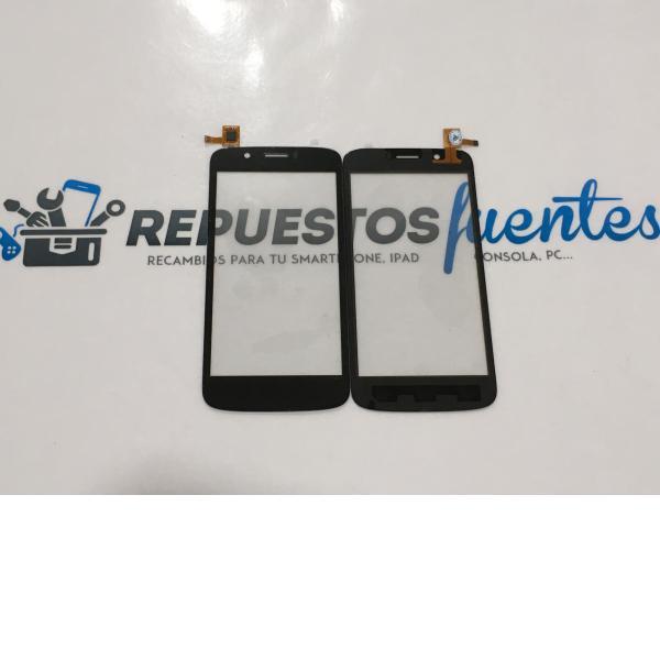 PANTALLA TACTIL PARA PRESTIGIO MULTIPHONE 5504 DUO - NEGRA