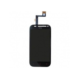 Pantalla tactil + lcd HTC One SV C525e negra