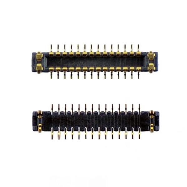 CONECTOR FPC DE PANTALLA LCD DISPLAY PARA IPHONE 5S, IPHONE SE