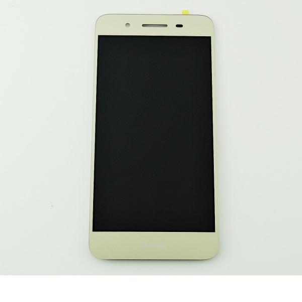 PANTALLA LCD DISPLAY + TACTIL PARA HUAWEI GR3 - ORO