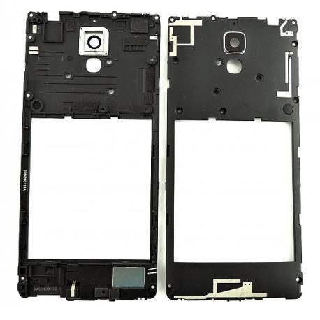 Carcasa Intermedia con Lente de Camara y Altavoz Buzzer para Xiaomi Mi 4 Mi4