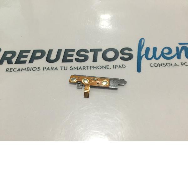 FLEX DE BOTONES PARA CAMARA NIKON COOLPIX S4200 - RECUPERADO
