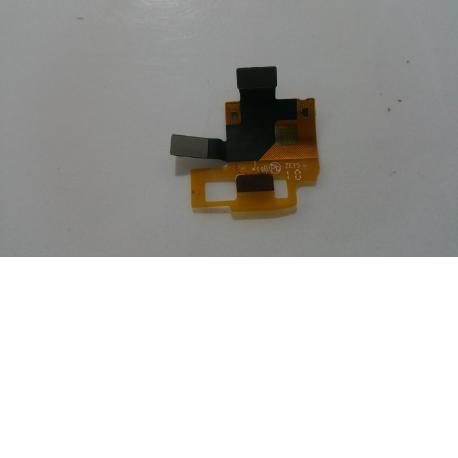 FLEX DE CONEXION PARA PLACA Y LCD ZTE BLADE S6 - RECUPERADO